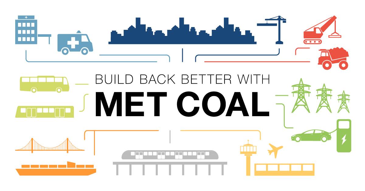 met coal steel infrastructure